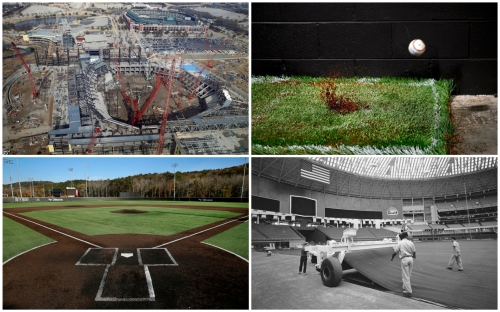 Grass or turf? The Texas Rangers are on the verge of picking an unpopular choice, but it might be the right one