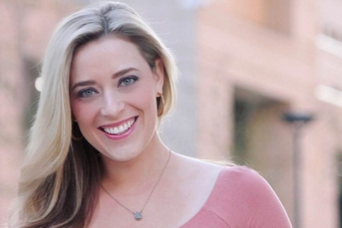 Tricia Whitaker will be the new in-game reporter for Fox Sports Sun