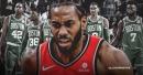 Raptors' Kawhi Leonard will not sleep on talented Celtics