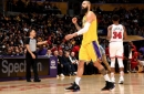 Tyson Chandler Focused On Bringing Calming Presence To Lakers Starting Lineup