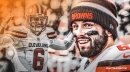 Browns QB Baker Mayfield voted by PFWA as 2018 Rookie of the Year