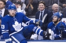 Maple Leafs shake up lines ahead of visit to first-place Lightning
