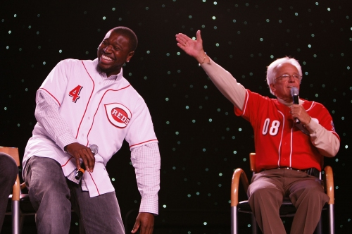 Social media reactions to Marty Brennaman's announcement that 2019 is final season