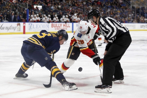 Preview: Sabres look to get back on track in Calgary