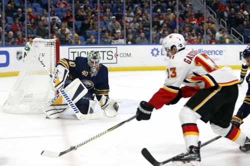 Complete Coverage: Sabres at Flames | Game 47
