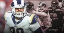 Rams DT Aaron Donald voted Defensive Player of the Year by PFWA