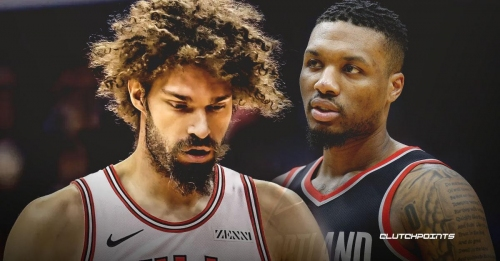 Robin Lopez is the king of NBA naps, just ask Damian Lillard
