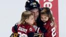 Ex-NHLer John Scott on frozen lake accident: 'I'm glad I'm still alive'
