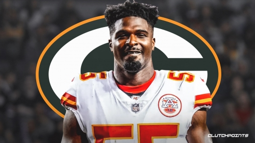 Dee Ford would be a perfect fit for the Green Bay Packers