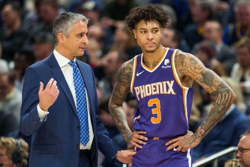 Kelly Oubre Jr.'s emergence is not only bringing questions about the starting lineup, but long-term roster construction