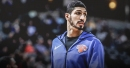 Knicks' Enes Kanter says the only thing he terrorizes is the rim after Turkey accuses him of being a terrorist