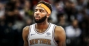 New York ready for Mitchell Robinson to return
