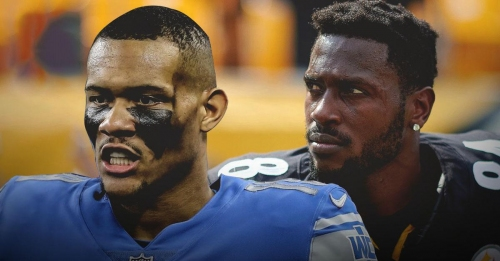 Lions WR Kenny Golladay says Detroit doesn't need Antonio Brown