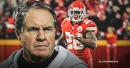 Patriots coach Bill Belichick not surprised Chiefs RB Damien Williams doing well