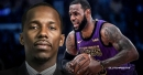 Lakers' LeBron James 'f****** itching' to play, says Rich Paul