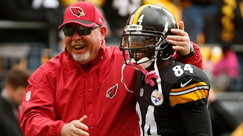 New Bucs coach Bruce Arians' comments on Antonio Brown prompts Twitter rebuttal from Steelers receiver