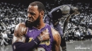 Lakers star LeBron James cleared to return to practice next week