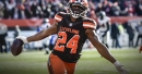Browns RB Nick Chubb says Cleveland will make the playoffs next season