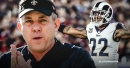 Saints coach Sean Payton says he has 'great respect' for Rams' CB Marcus Peters