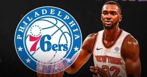 Rumors: Sixers interested in Knicks' Noah Vonleh