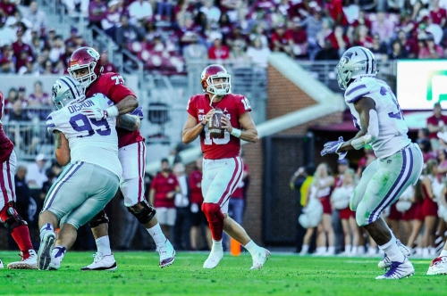 OU football: OU grants Austin Kendall 2019 eligibility to play at West Virginia, per USA Today's George Schroeder