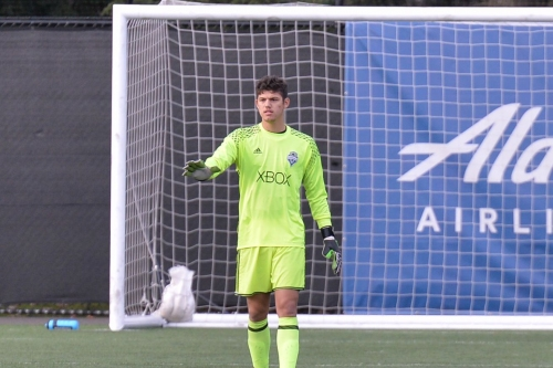 Trey Muse represents landmark signing for Sounders' home-stay program
