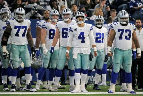 Dallas Cowboys player evaluations: Who is trending up, holding steady and sliding down