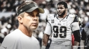 Saints coach Sean Payton says Rams' Aaron Donald is the NFL's best defensive player