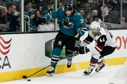Sharks at Coyotes: Lines, gamethread, and where to watch