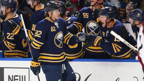 Limited role leaves Sabres' Beaulieu open to being traded