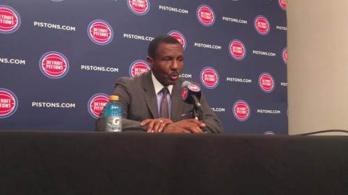 Detroit Pistons' Dwane Casey likes team's physicality after OT win vs. Magic