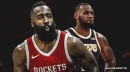Rockets star James Harden passes LeBron James for most 50-point games among active NBA players