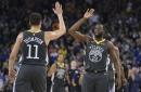 Final Score: Warriors erase 17 point deficit, defeat Pelicans 147-140