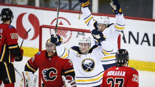 Sabres deliver wake-up call to powerhouse Flames