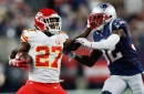 Kareem Hunt's absence will make life easier for the Patriots in the AFC title game