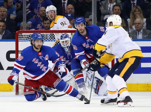 NHL Trade Rumours: Florida Panthers and New York Rangers