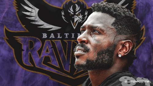Ravens expected to have interest in acquiring Antonio Brown