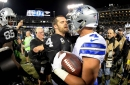 If you're wondering how much Dak Prescott's contract extension might be worth, take a look at his and Derek Carr's first three years