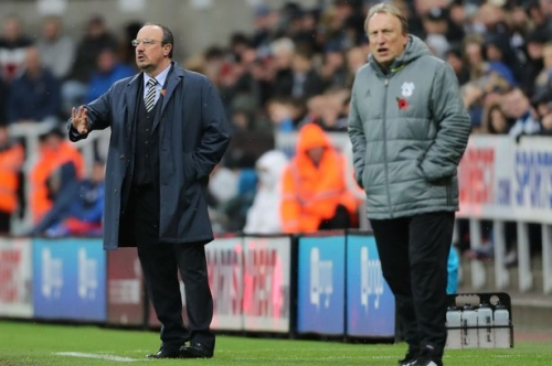 Newcastle United's Rafa Benitez couldn't do the job 'unbelievable' Neil Warnock is doing at Cardiff City says Paul Merson