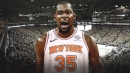 Would Kevin Durant be the boost the Knicks need?