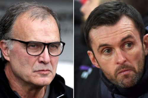 Marcelo Bielsa: Nathan Jones is an inventive coach for Stoke City... he's not traditional