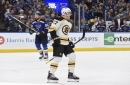 Projected Lines: St. Louis Blues at Boston Bruins