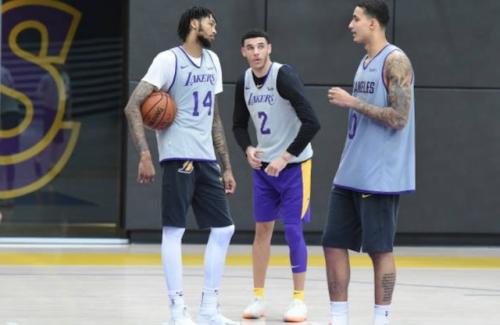 Lakers News: Brandon Ingram, Kyle Kuzma, Lonzo Ball Discuss Mindset Heading Into Stretch Vs. Thunder, Rockets & Warriors