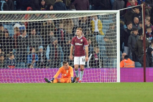 'You need to look at yourself' Aston Villa man's assessment of Wigan defeat