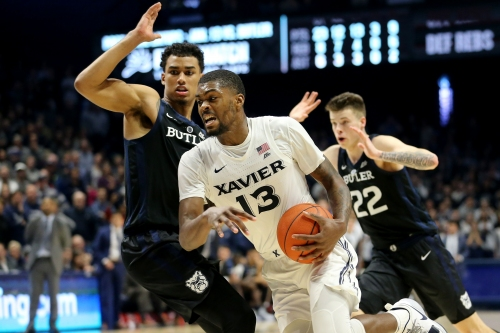 Xavier Musketeers head to Philadelphia for a shot at the No. 22 Villanova Wildcats