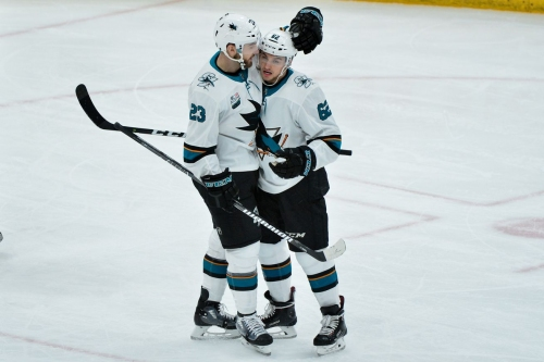 Winning Play: Should Karlsson, Burns be split up on power play for Labanc?