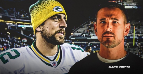 Packers news: Matt LaFleur says coaching Aaron Rodgers is a 'good problem'