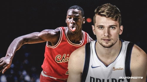 Mavs' Luka Doncic becomes 1st rookie since Michael Jordan with 25-5-5 in 4 straight games