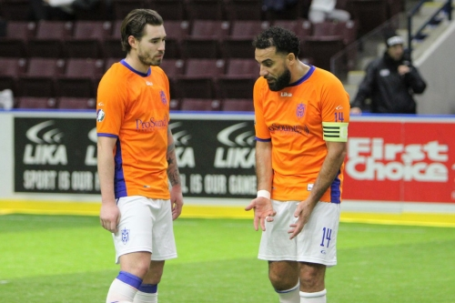 The Mississauga MetroStars have played better than their 2-6 record suggests