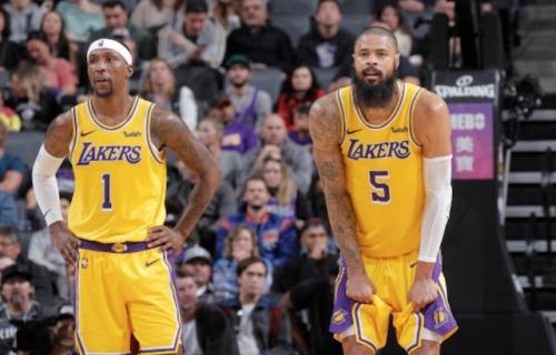 Luke Walton Keeping Kentavious Caldwell-Pope, Tyson Chandler In Lakers Lineup Vs. Oklahoma City Thunder